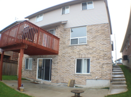 Large Upgraded 1 Bedroom Lower Apartment