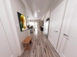 NEW Luxury Studio Suite, Fully Furnished URBN LOFTS